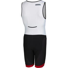 Profile Design Tri Suit Men Front RV black/red